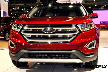 Ford Edge Pricing And Powertrains Revealed