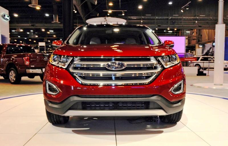 2015 Ford Edge 6