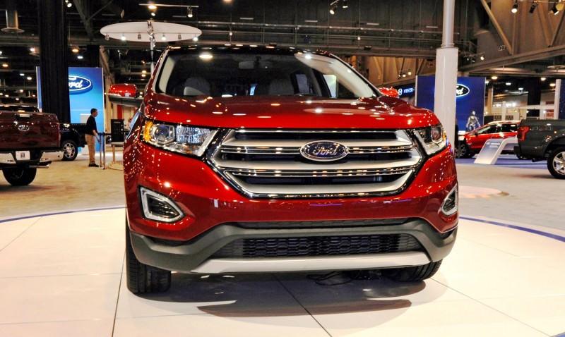 2015 Ford Edge 7
