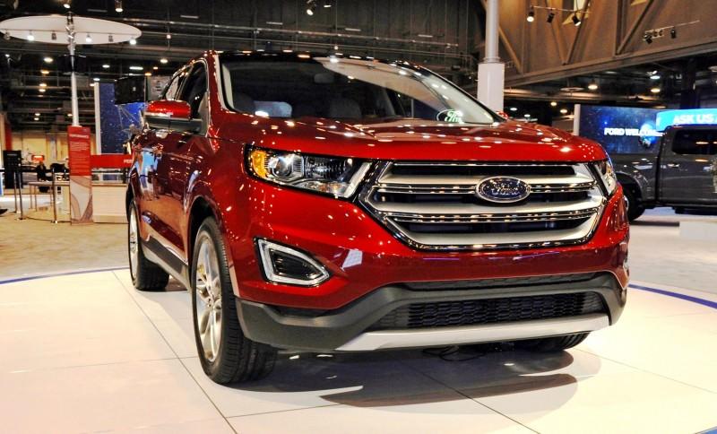 2015 Ford Edge 8