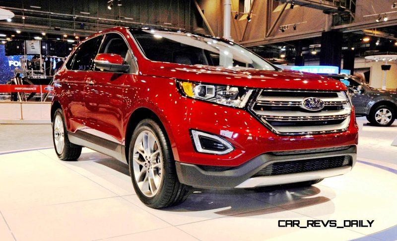 2015 Ford Edge 9