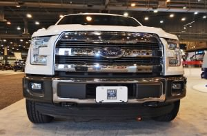 2015 Ford F-150 King Ranch 10