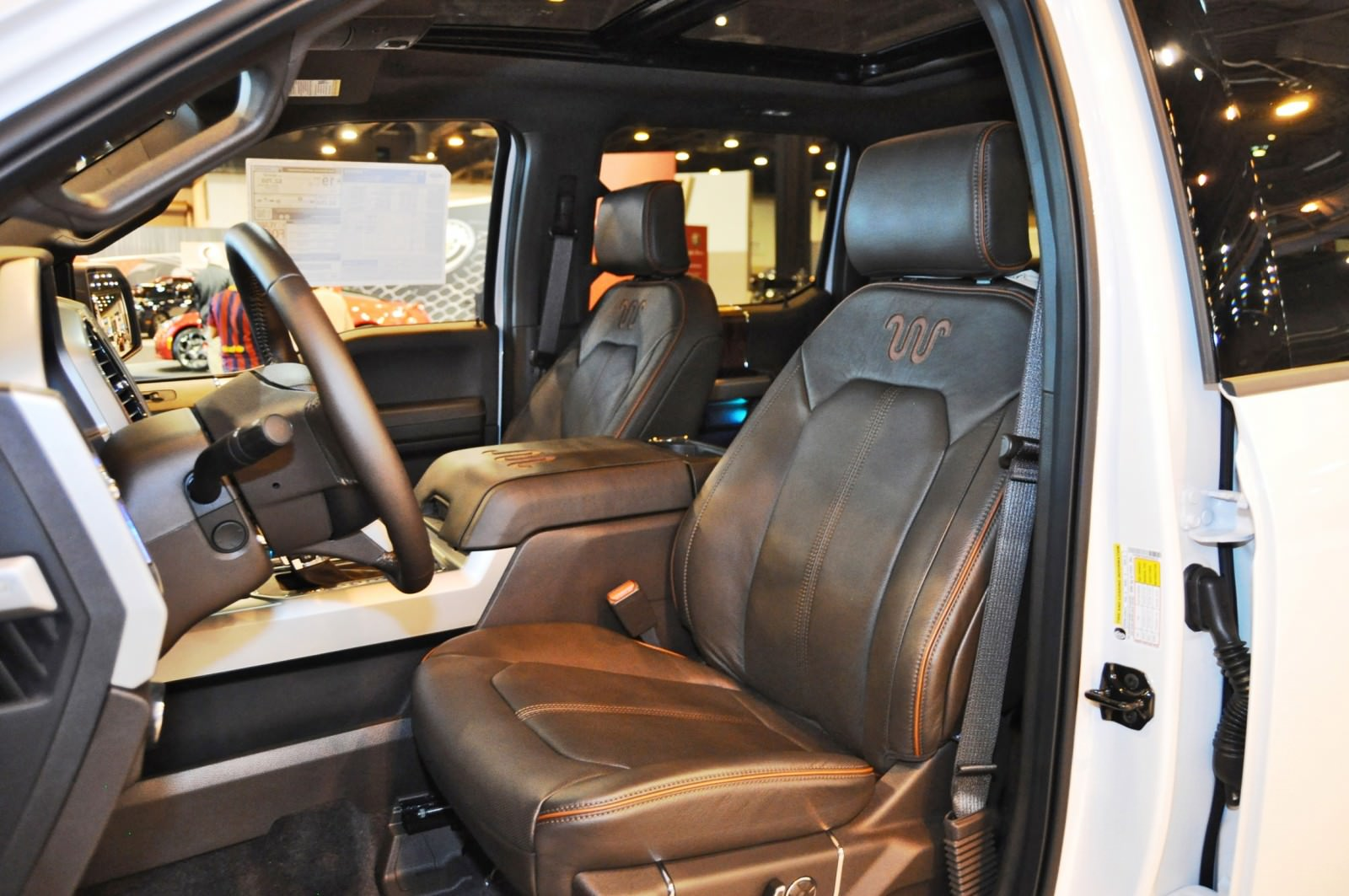 2015 Ford F-150 King Ranch 12