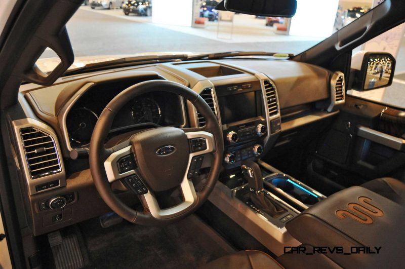 2015 Ford F-150 King Ranch 14