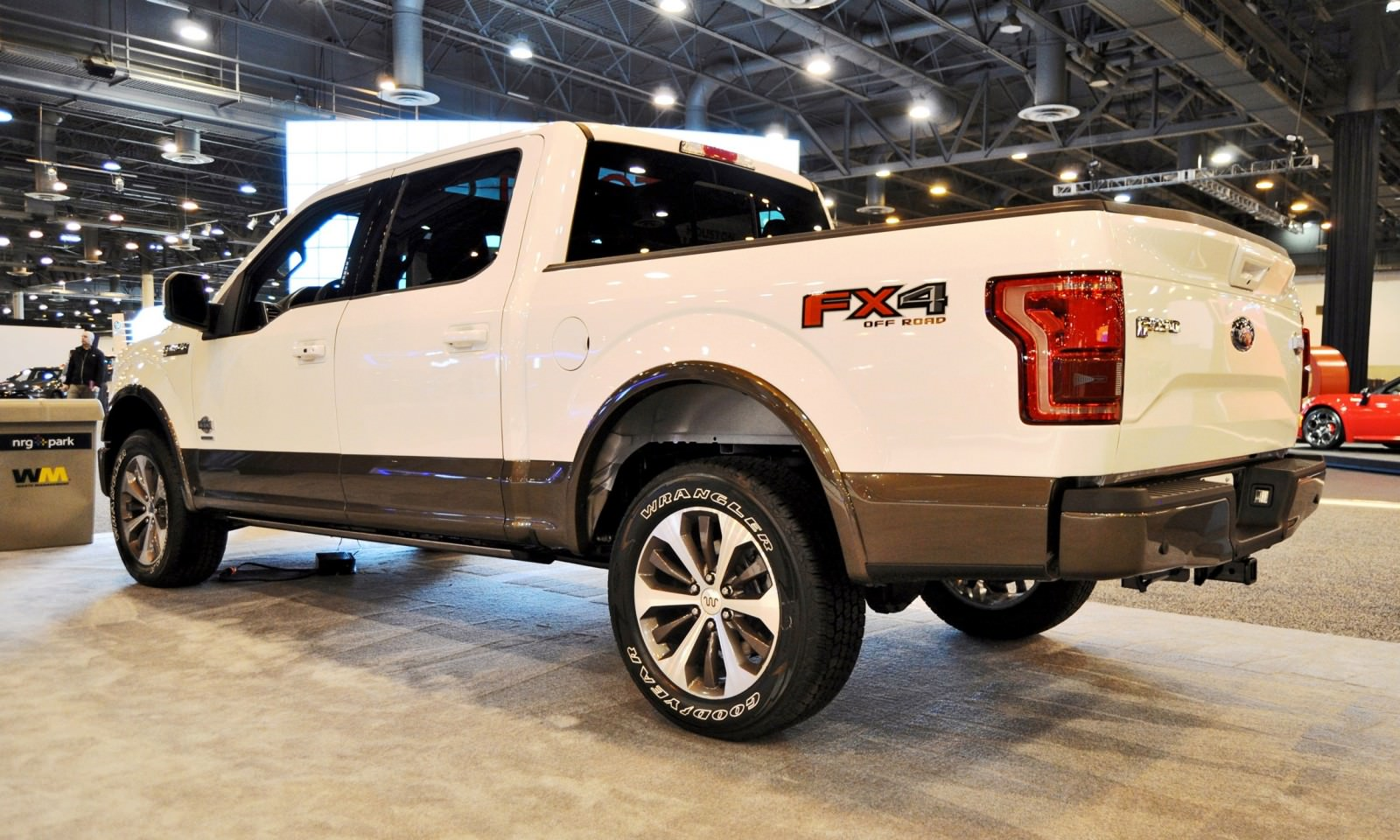 2015 Ford F-150 King Ranch 18