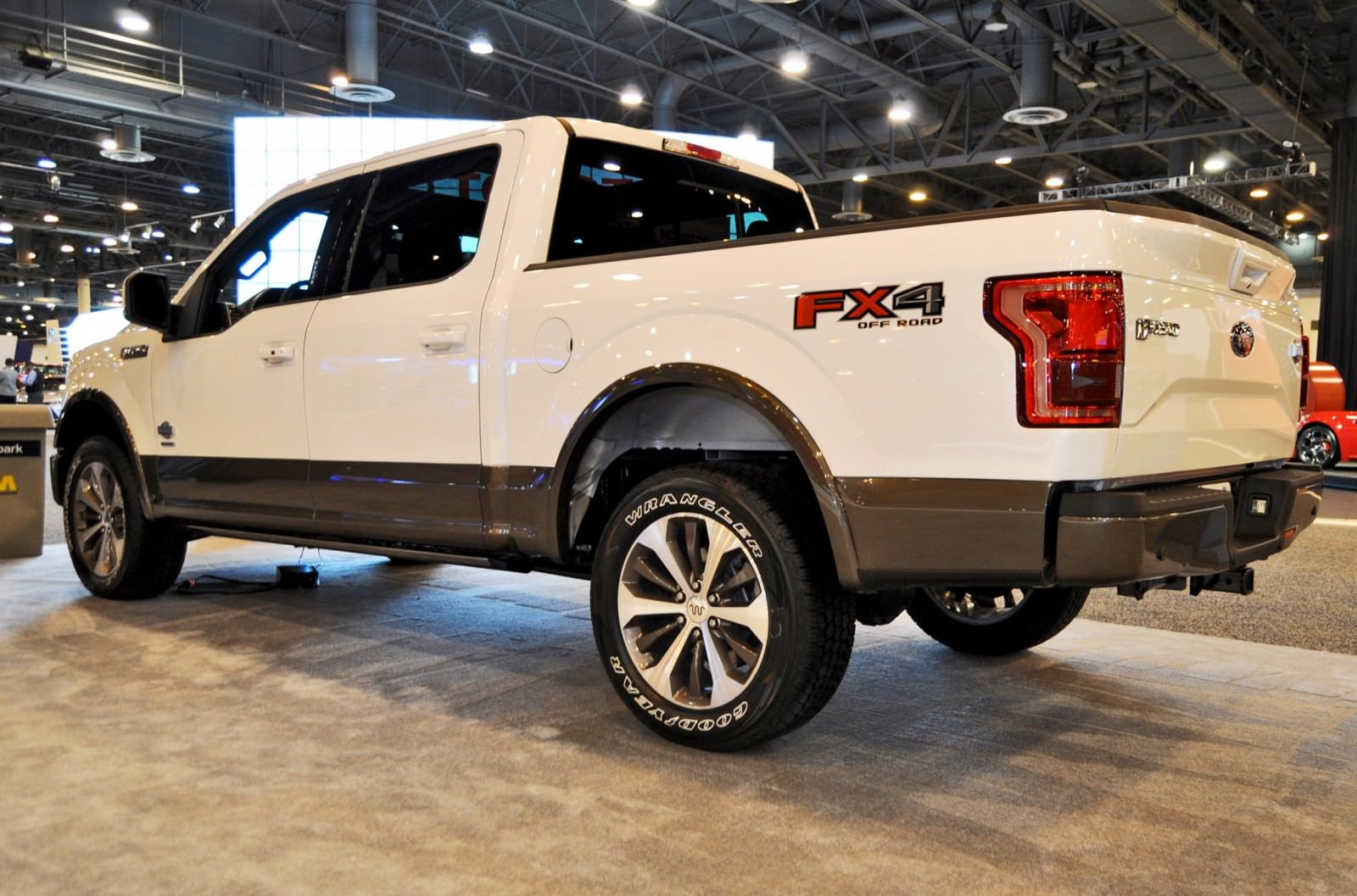 2015 Ford F-150 King Ranch 19