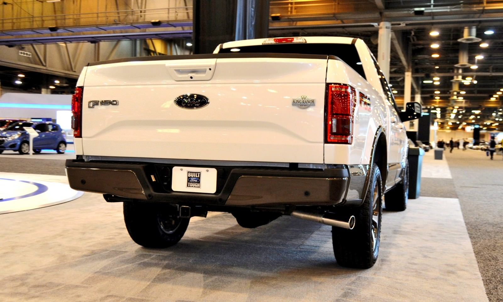 2015 Ford F-150 King Ranch 2