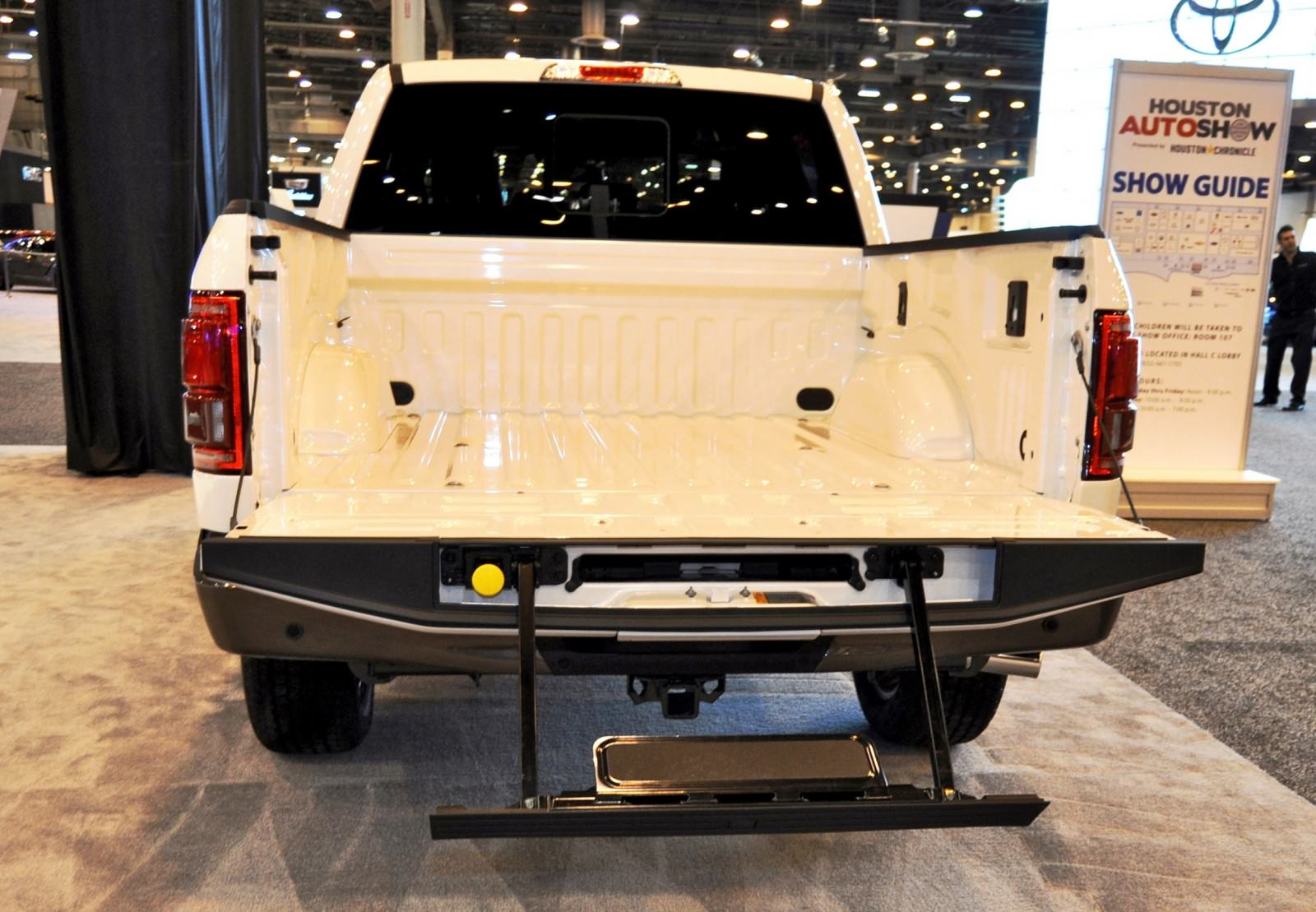 2015 Ford F-150 King Ranch 23