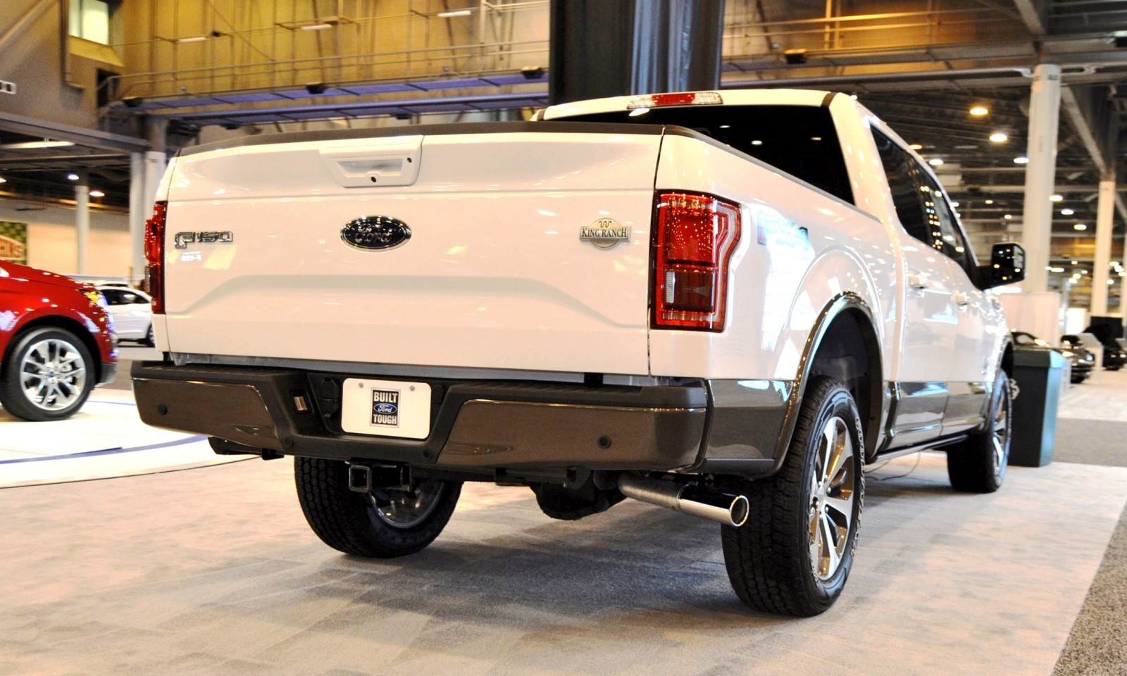 2015 Ford F-150 King Ranch 3