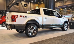 2015 Ford F-150 King Ranch 4