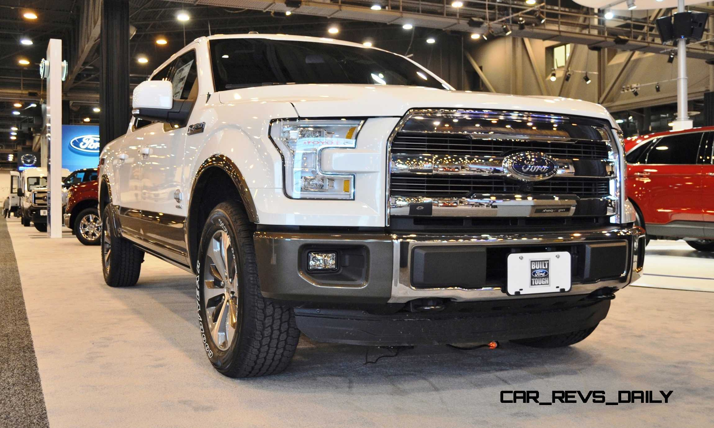 2015 Ford F 150 King Ranch 250 Sel 7