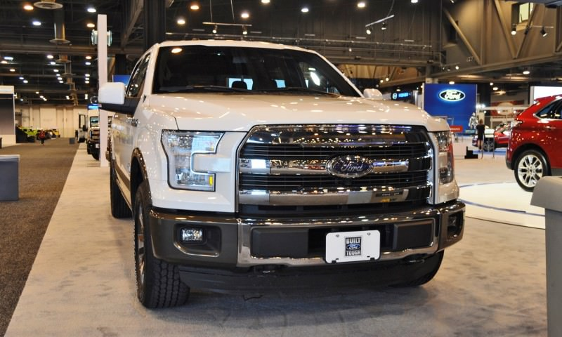 2015 Ford F-150 King Ranch 8