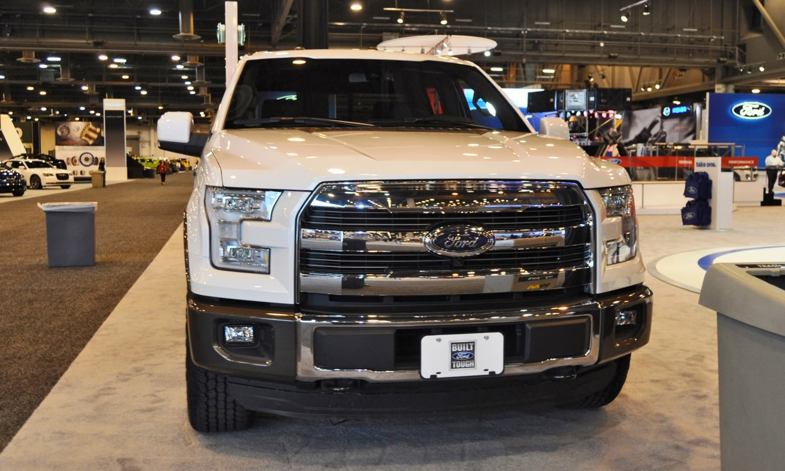 2015 Ford F-150 King Ranch 9