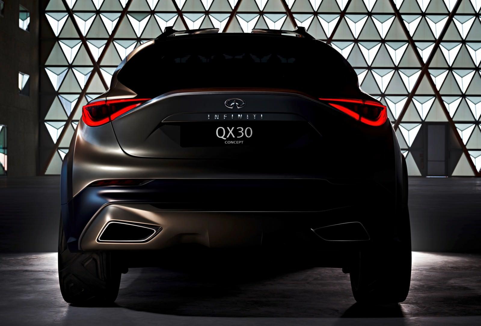 2015 Infiniti QX30 Concept 1