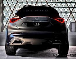 2015 Infiniti QX30 Concept Headed for Geneva