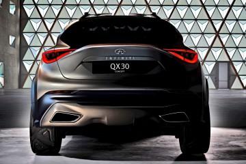 2015 Infiniti QX30 Concept 2