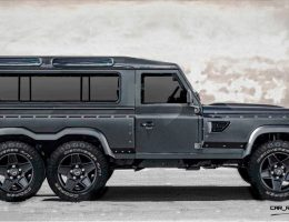2015 KAHN 6×6 Huntsman Now Also Hunting Women and Children