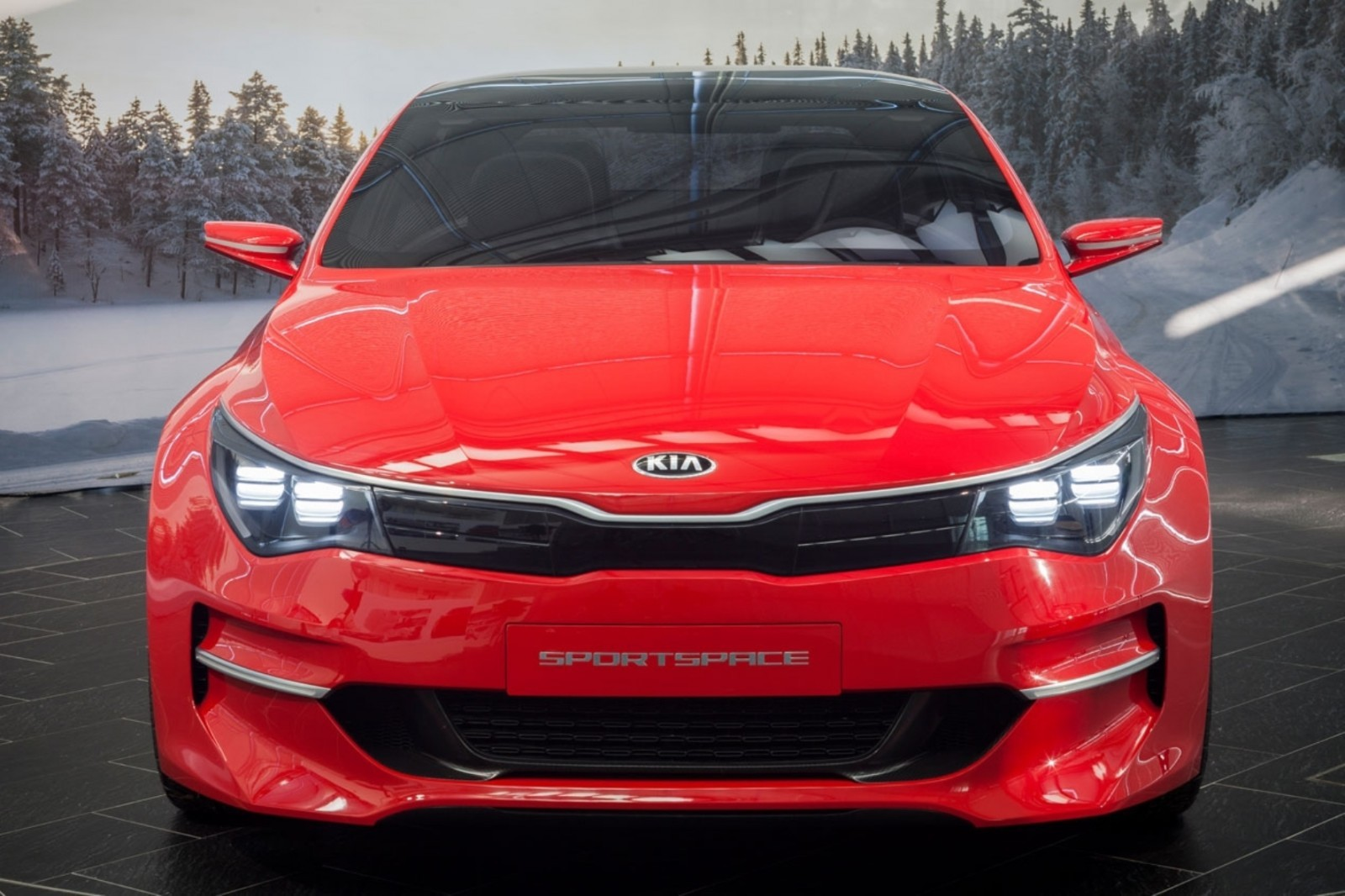 2015 Kia SPORTSPACE Concept - Latest Photos 13
