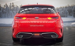 2015 Kia SPORTSPACE Concept - Latest Photos 18