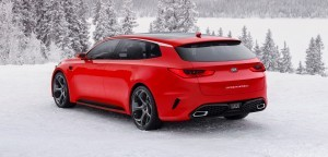 2015 Kia SPORTSPACE Concept - Latest Photos 2