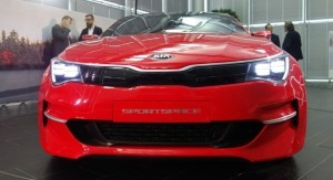 2015 Kia SPORTSPACE Concept - Latest Photos 21