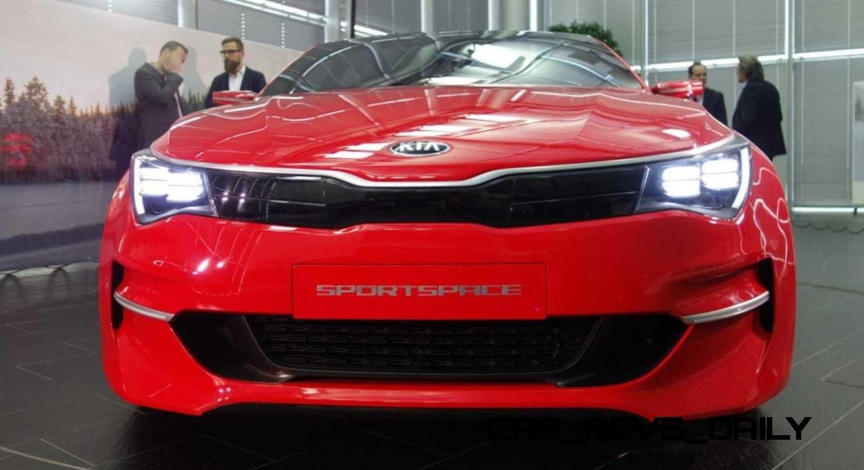 2015 Kia SPORTSPACE Concept - Latest Photos 21