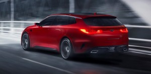 2015 Kia SPORTSPACE Concept - Latest Photos 3