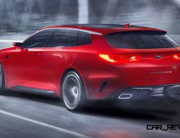2015 Kia SPORTSPACE Concept in 20 New Photos + Powertrain Details