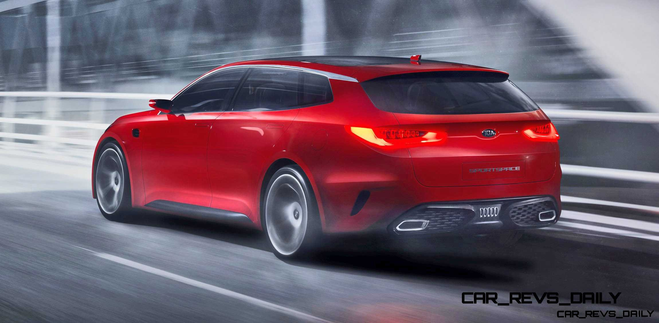 2015 Kia SPORTSPACE Concept - Latest Photos 3