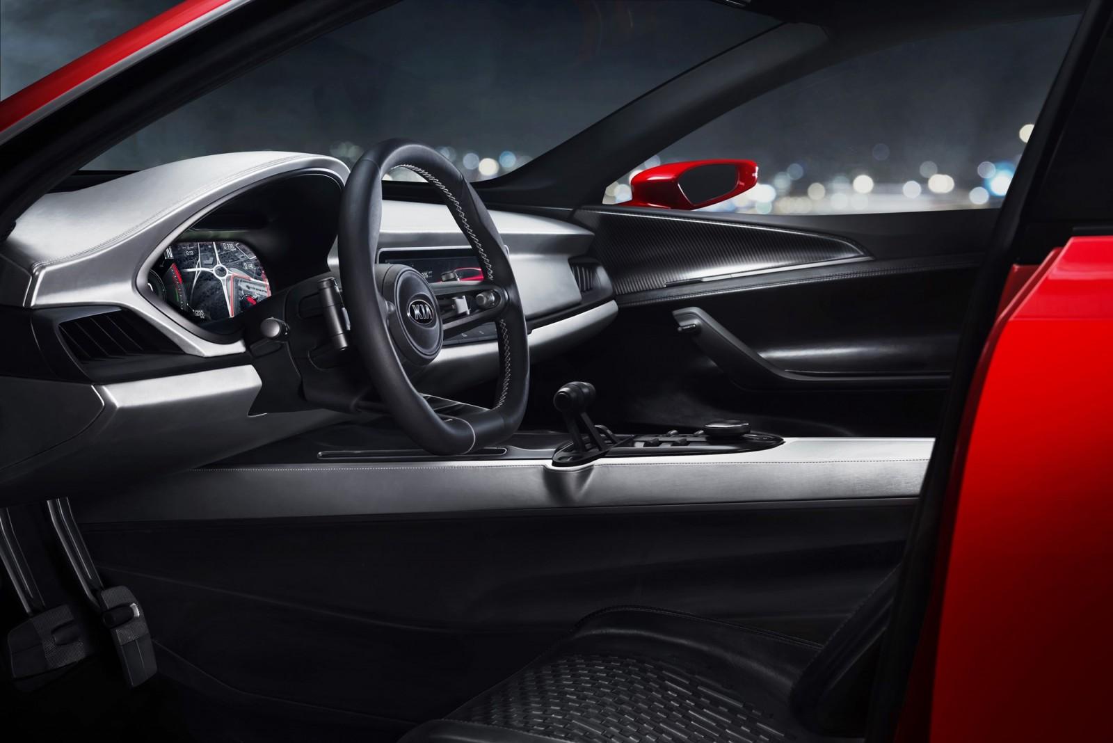 2015 Kia Sportspace Concept 6
