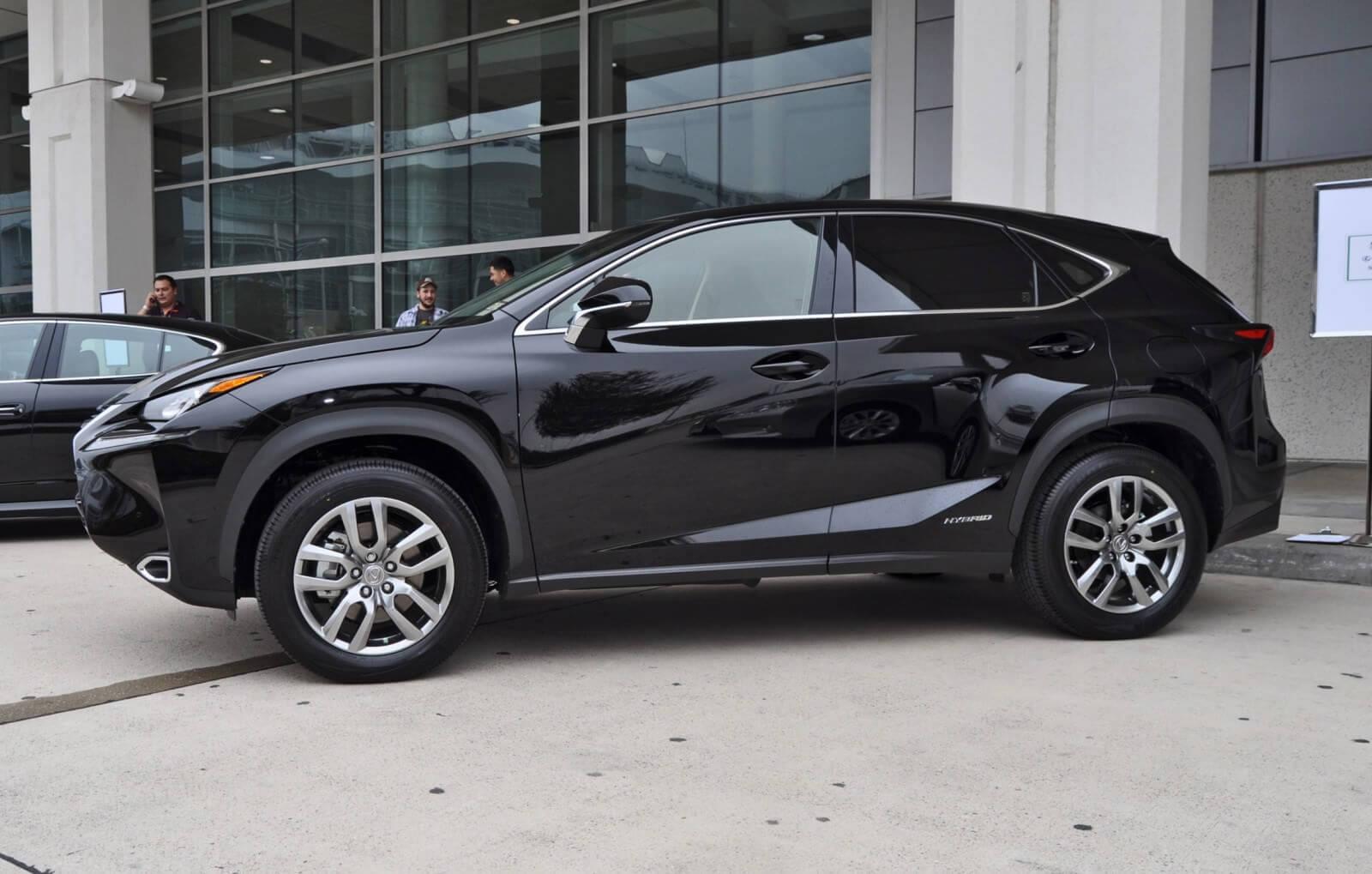 2015 Lexus NX300h 15