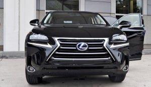 2015 Lexus NX300h 29