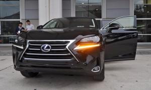 2015 Lexus NX300h 35