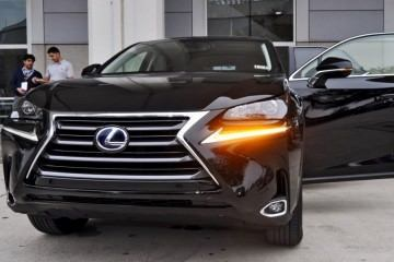 First Drive Review – 2015 Lexus NX300h Is Swanky, Ultra-Smooth, 35MPG+ SUV!?