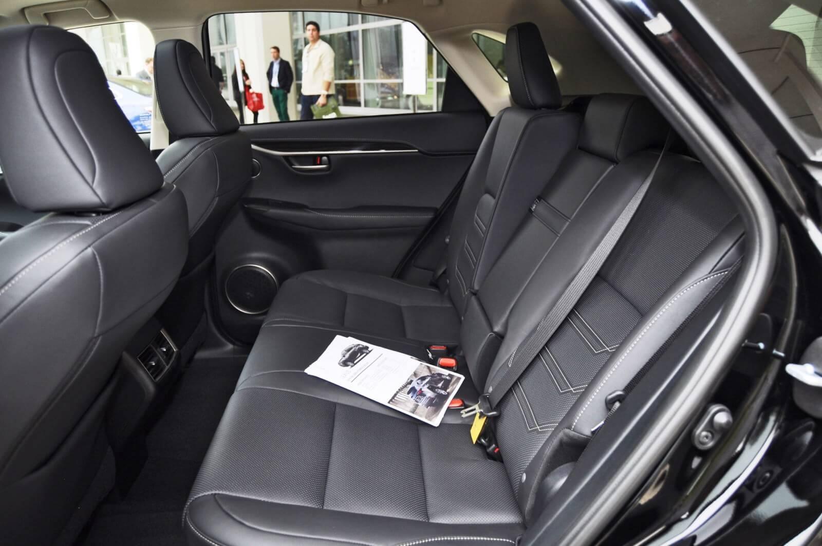 2015 Lexus NX300h 37