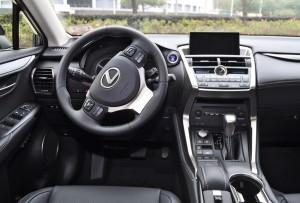 2015 Lexus NX300h 39