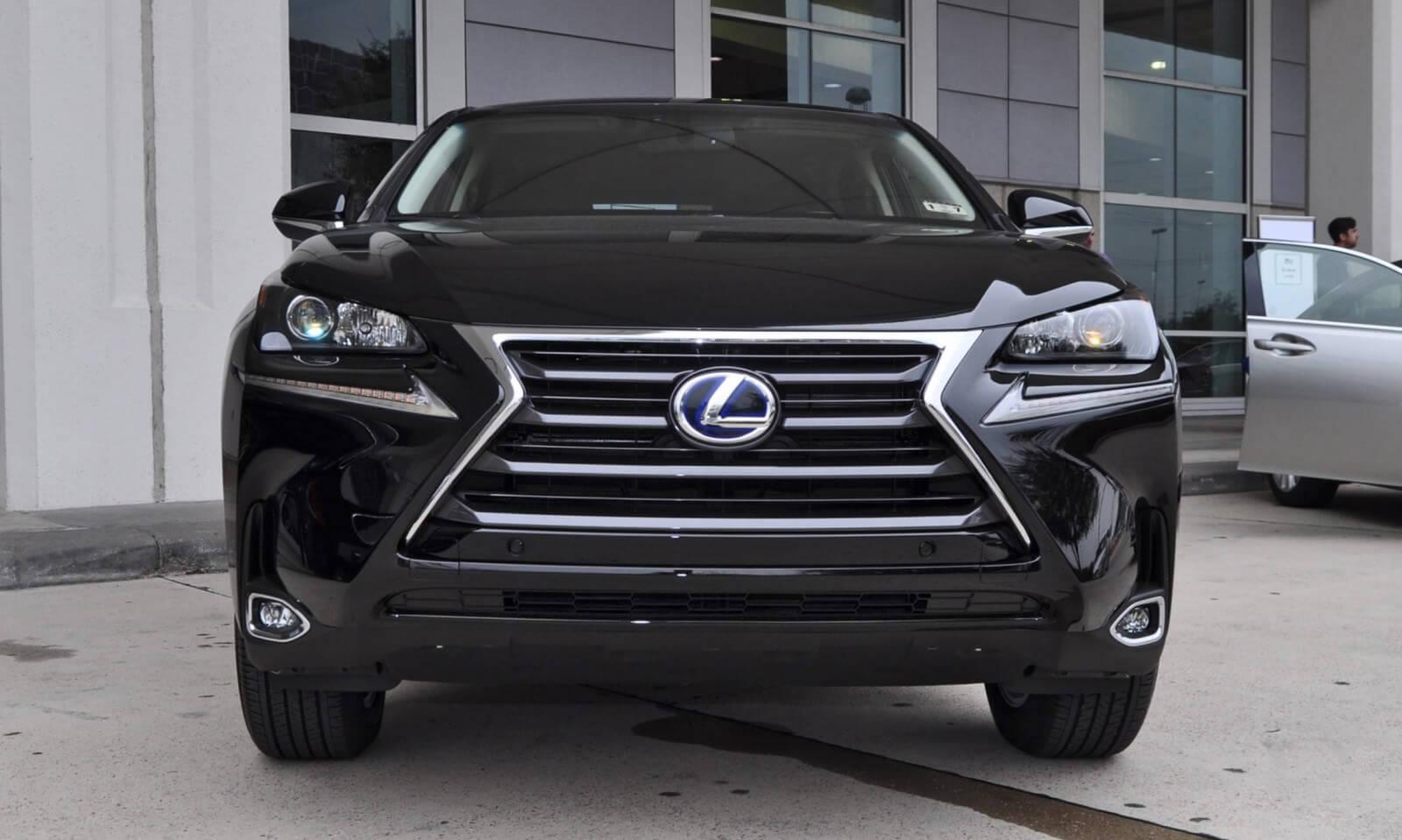 2015 Lexus NX300h 5
