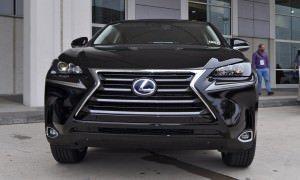 2015 Lexus NX300h 6
