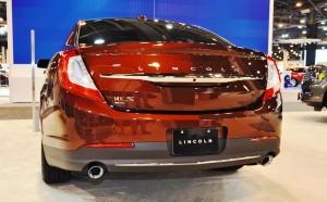 2015 Lincoln MKS 3