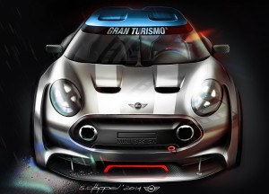 2015 MINI Vision GT 1