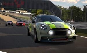 2015 MINI Vision GT 9