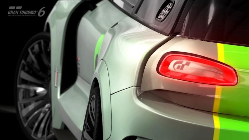 2015 MINI Vision Gran Turismo Concept 1