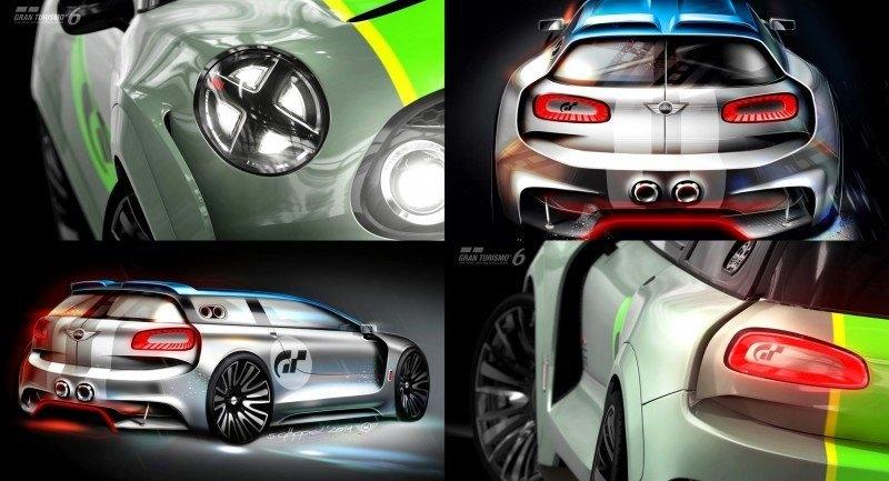 2015 MINI Vision Gran Turismo Concept 2-tile