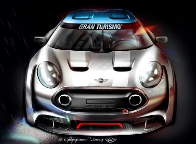 2015 MINI Vision Gran Turismo Concept 3