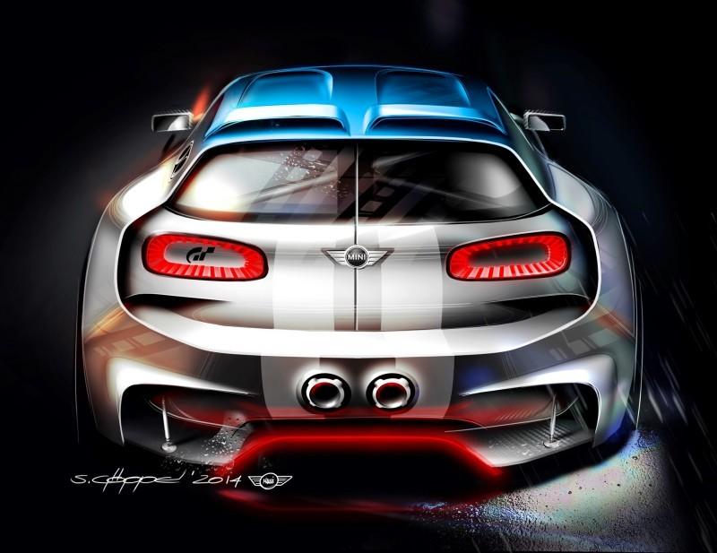 2015 MINI Vision Gran Turismo Concept 4
