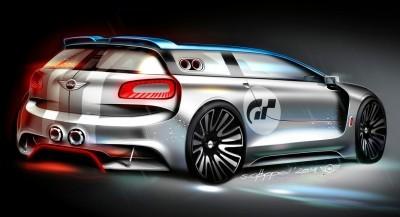 2015 MINI Vision Gran Turismo Concept 5