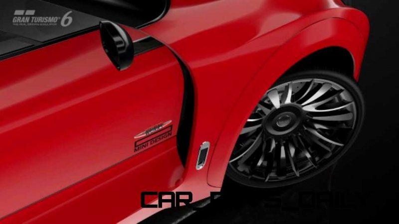 2015 MINI Vision Gran Turismo Concept 6