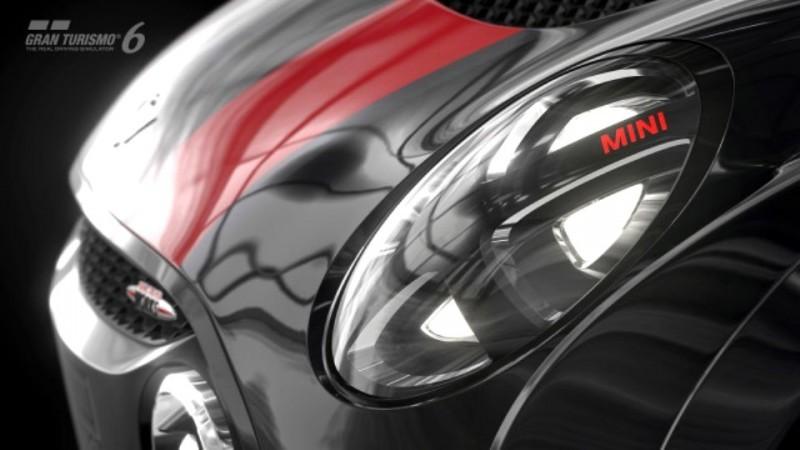 2015 MINI Vision Gran Turismo Concept 7