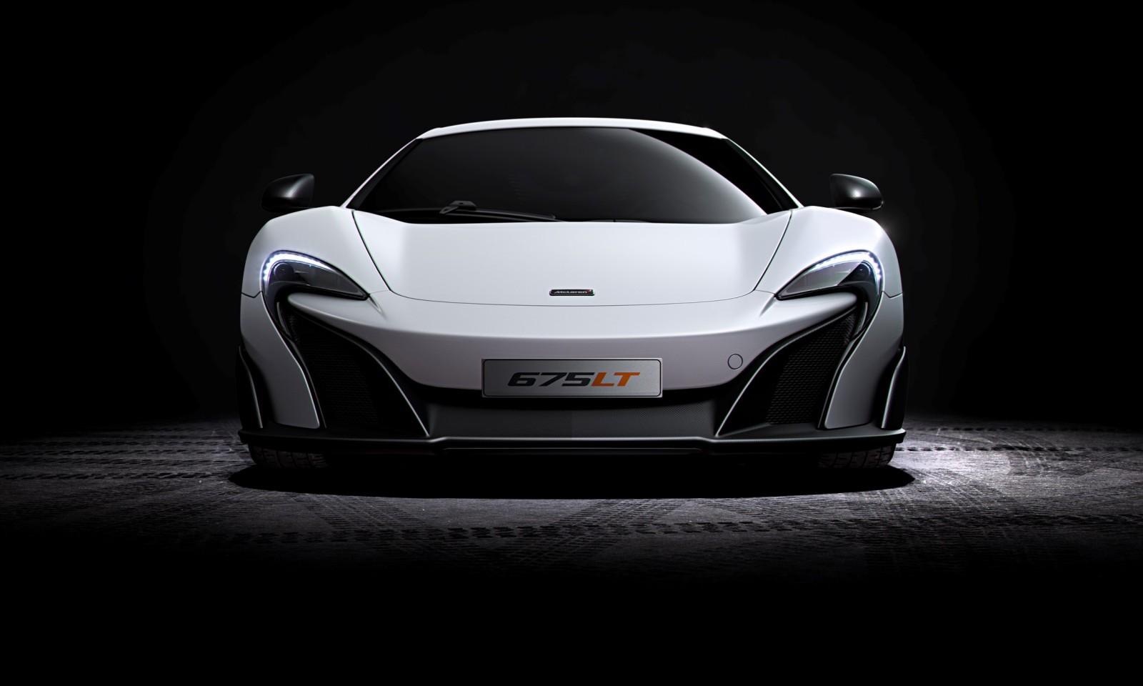 2015 McLaren 675LT 2