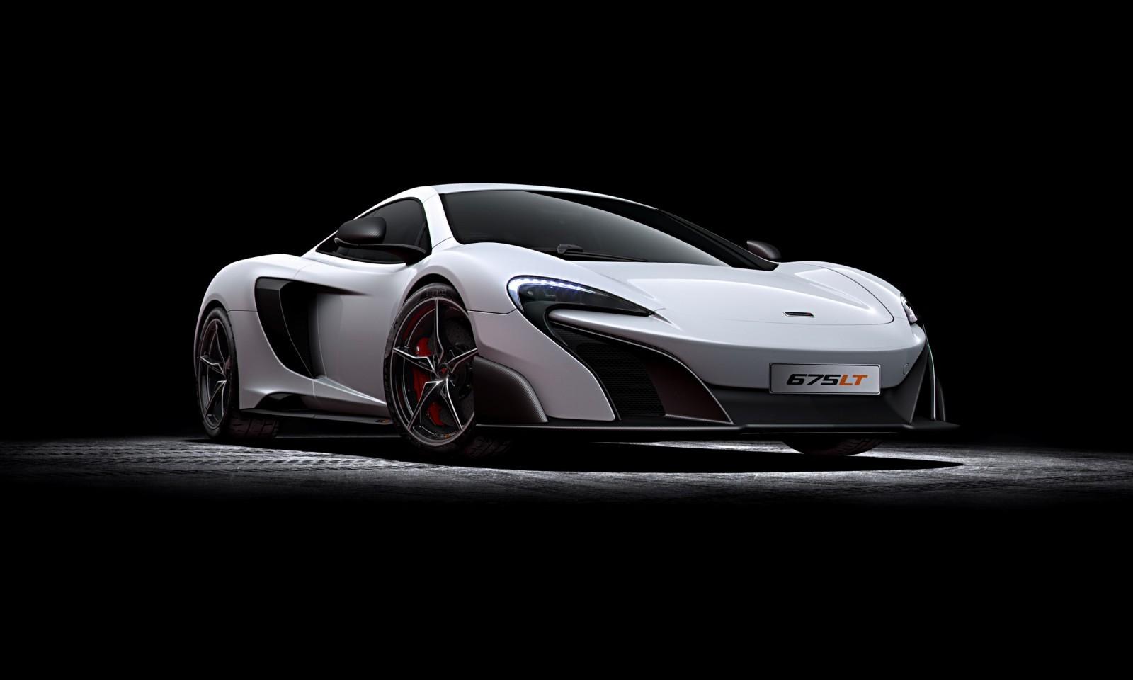 2015 McLaren 675LT 4